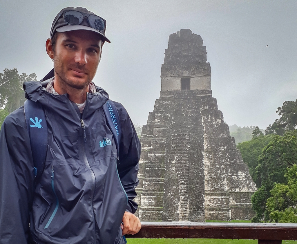 What's fantastic (albeit contentious) about Tikal is the ability to climb the various structures. Growing up in Europe where everything is fenced off all the time - it was a refreshing change for me!